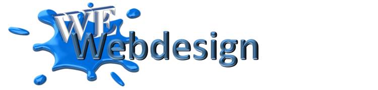 WE Webdesign Logo